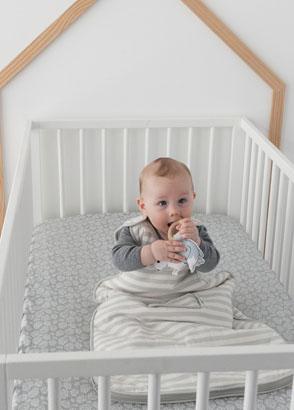 All Season Crib Wool Comforter for Toddlers