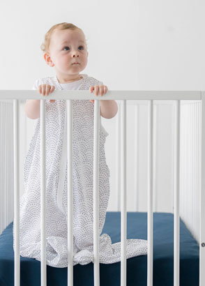 Teaching your baby to self settle - The Sleep Store NZ