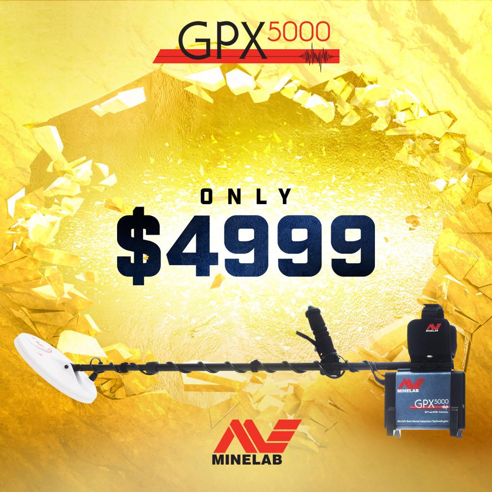 NEW PRICE GPX5000