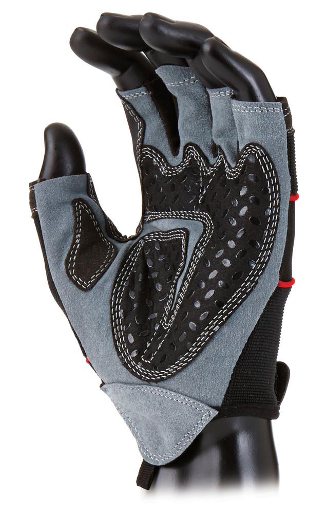 Maxisafe G-Force 'Grip' Fingerless Gloves