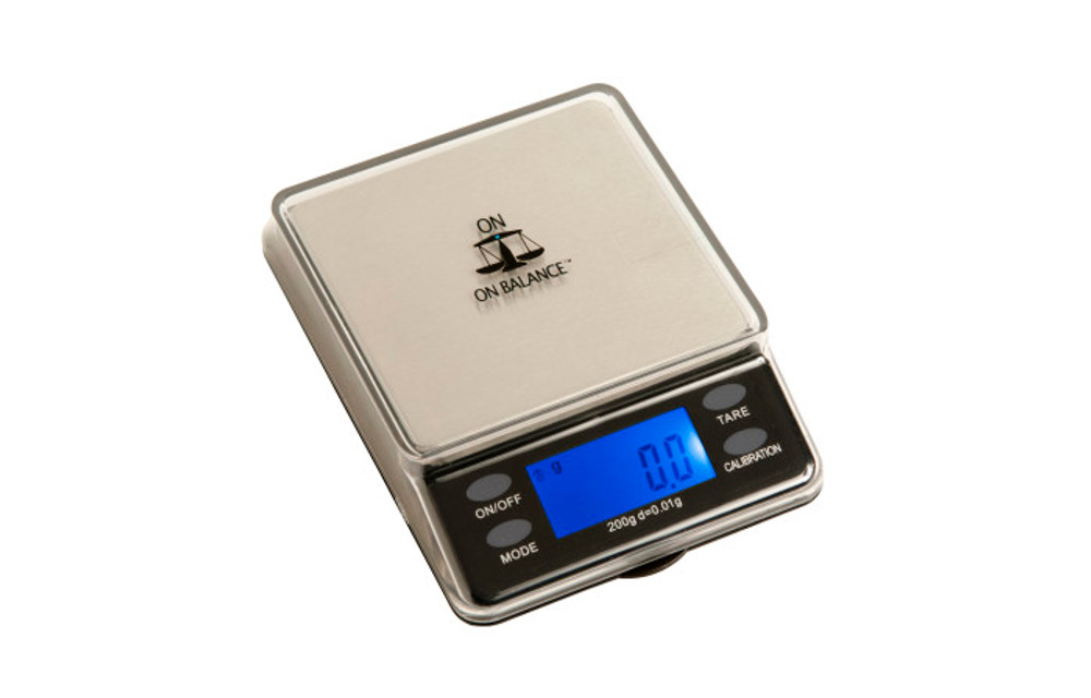 ON BALANCE MINI TABLE TOP SCALE MTT-200 ( 200G X 0.01G )