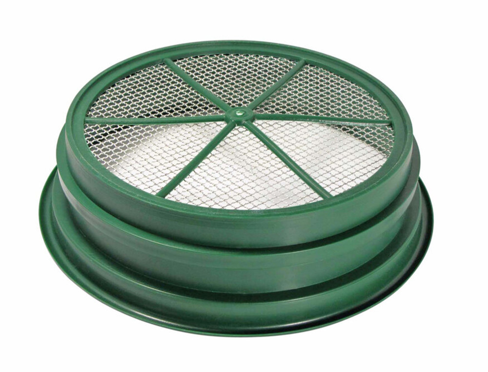 """Wire Sifting Pan (Mesh Size: 1/4"""")"""