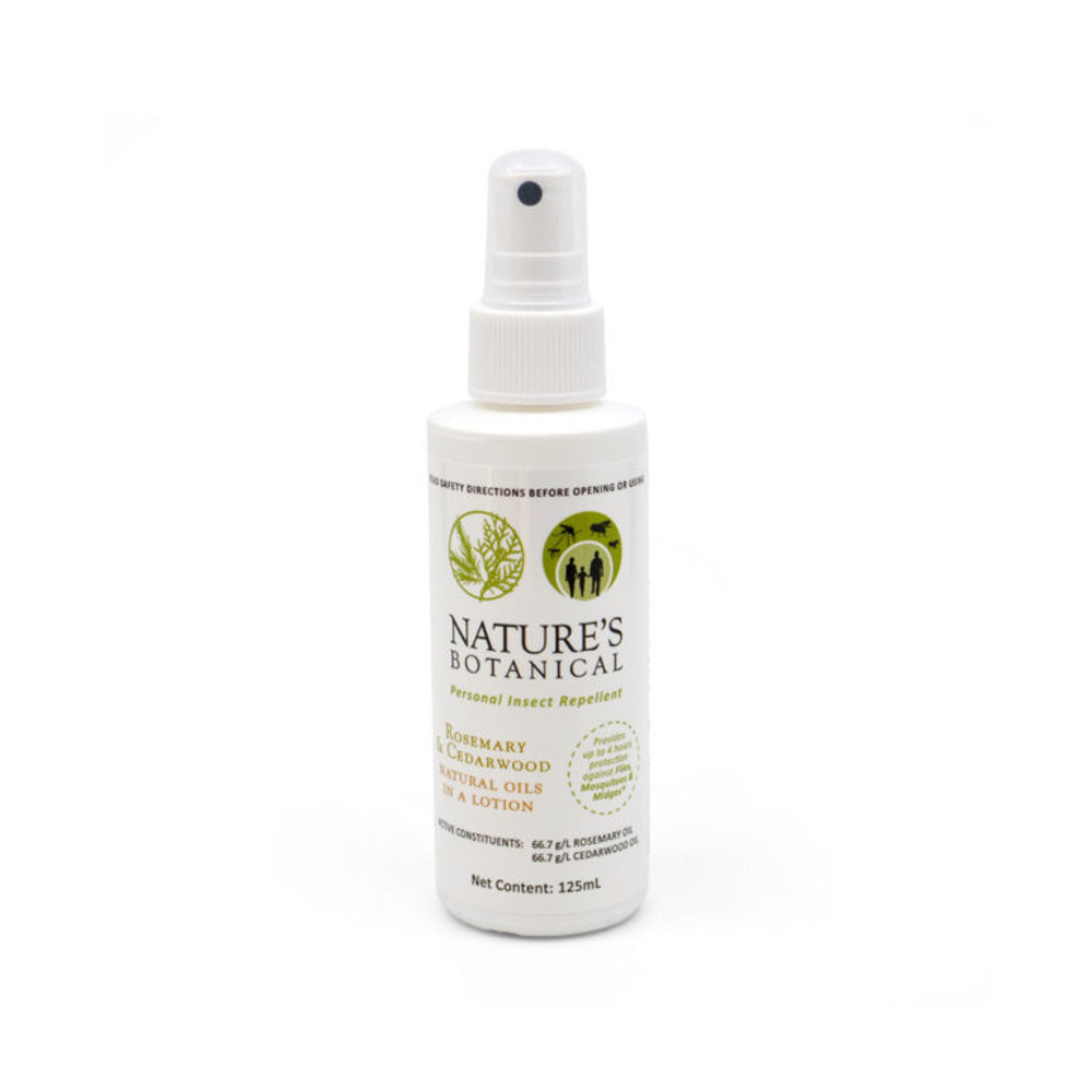 Nature's Botanical 125ml Spray