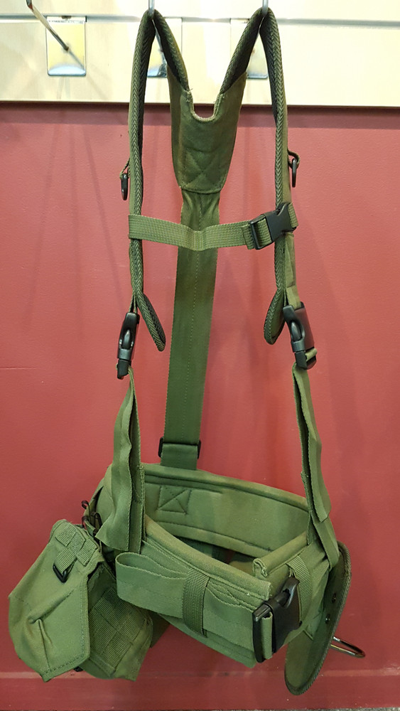 Comfortable and sturdy Front View