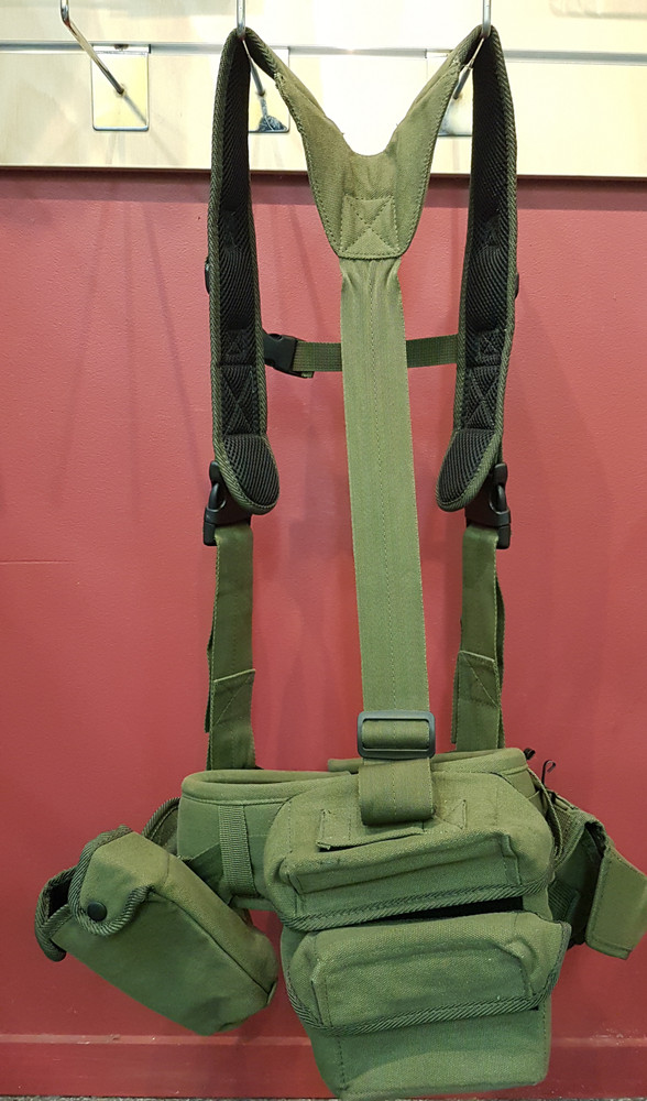 Comfortable and sturdy Back View