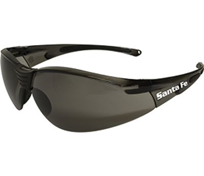 Safety Glasses SanteFe Smoke