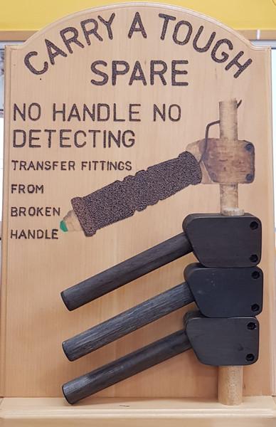Wooden GPX handle