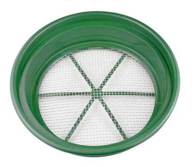 "Wire Sifting Pan (Mesh Size: 1/4"")"