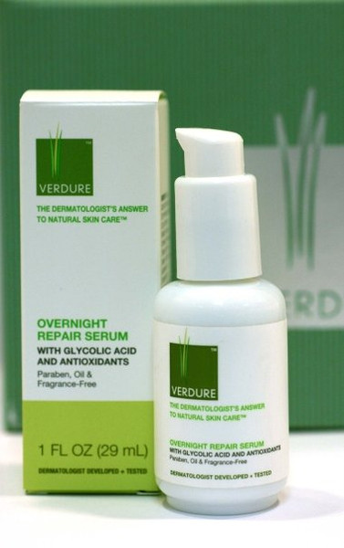 Verdure OVERNIGHT REPAIR SERUM (1.0 fl oz)