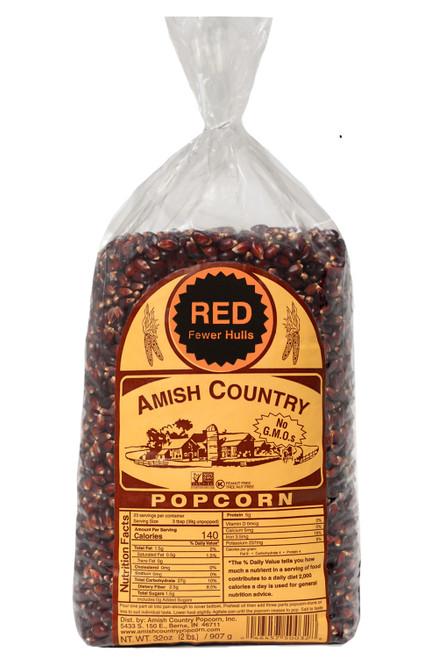 2LB Red Popcorn