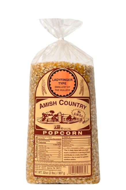 2LB Ladyfinger Popcorn