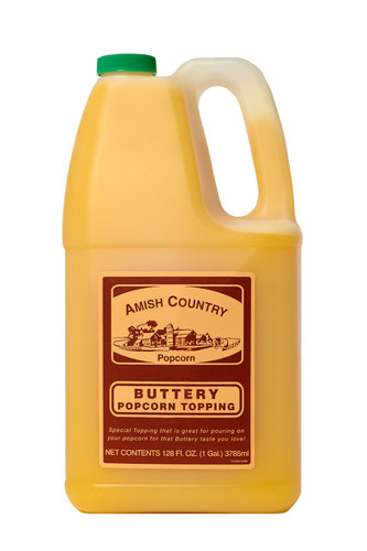Buttery Topping (Gallon)