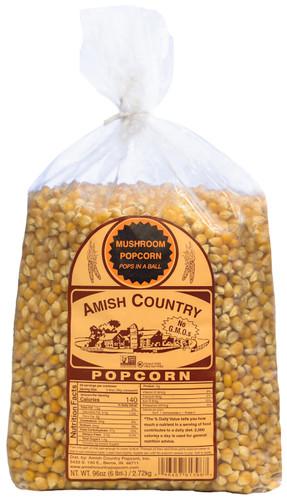 6LB Mushroom Popcorn
