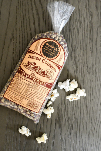 1LB Purple Popcorn
