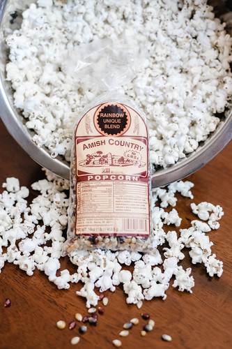 1LB Rainbow Popcorn