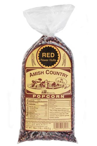 1LB Red Popcorn