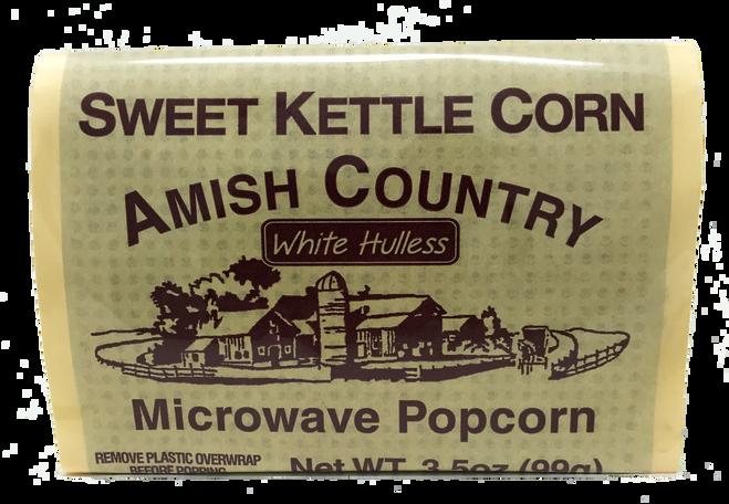 Sweet Kettle Corn Microwave Popcorn - Individual Bag