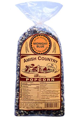 1LB Midnight Blue Popcorn