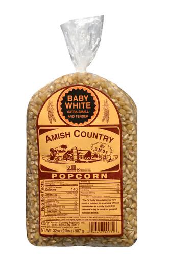 Baby White Popcorn