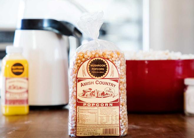 2LB Mushroom Popcorn