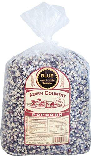 6LB Blue Popcorn