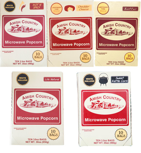 60ct Mix Case of Microwave Popcorn (Includes Free Shipping)