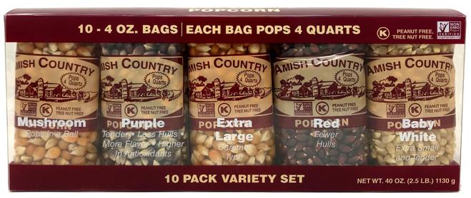 10/4oz Variety Pack