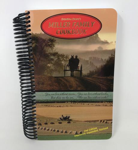 Miller Family Cookbook