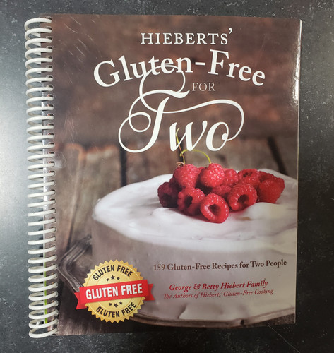 Gluten-Free For Two Cookbook