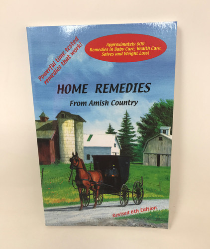 Home Remedies 1 Cookbook