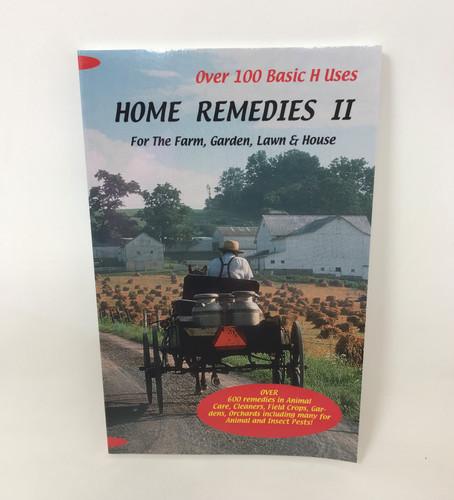 Home Remedies 2 Cookbook