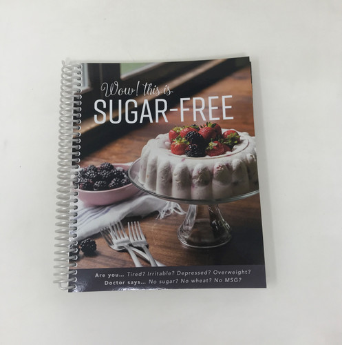 Wow! This is Sugar-Free Cookbook