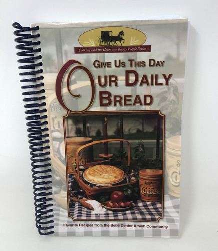 Our Daily Bread Cookbook