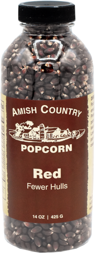14oz. Bottle of Red Popcorn