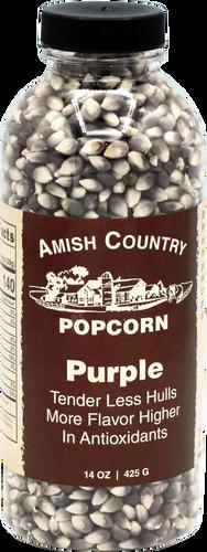 14oz. Bottle of Purple Popcorn