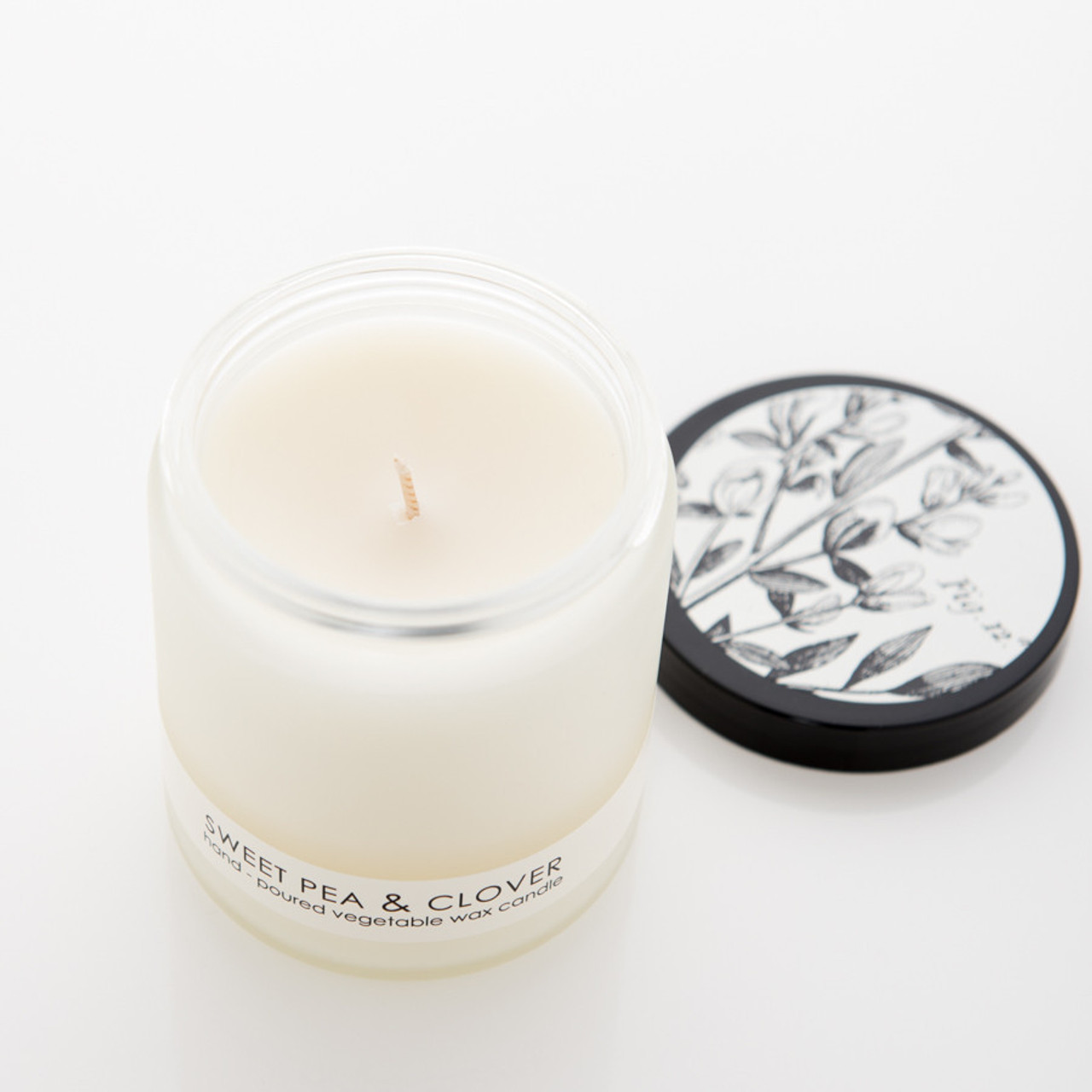Sweetpea and Clover Candle