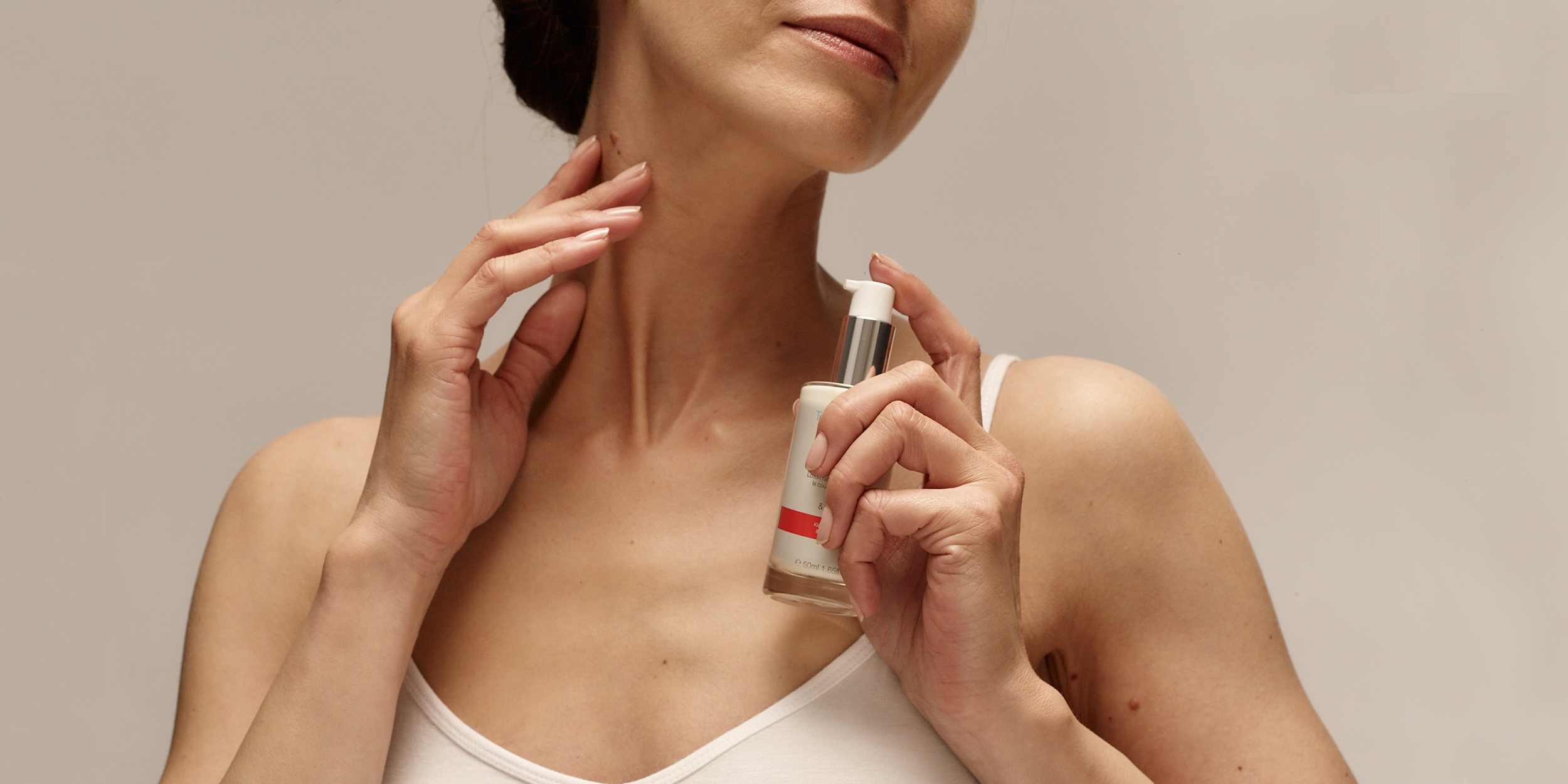 Firming Your Décolletage