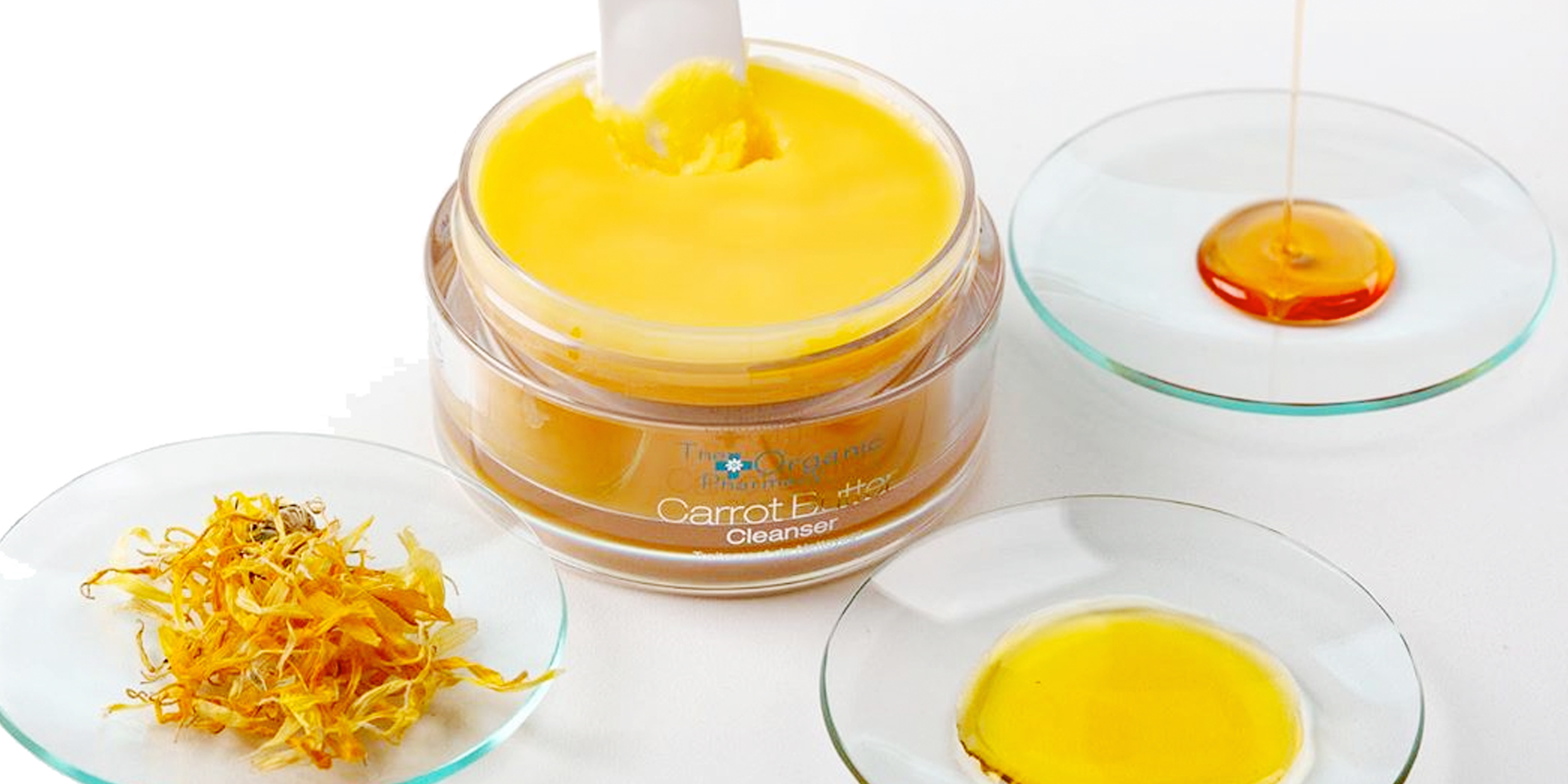 Carrot Butter Home Lymphatic Massage Kit