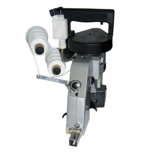 Portable Bag Closer Stitcher Zoje Sewing Machine ZJ-26-2A Double Line of threads Twin Needle