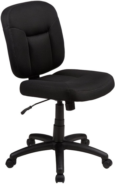 Task Chair for sewing operation Low-Back 360-Degree Swivel Casters
