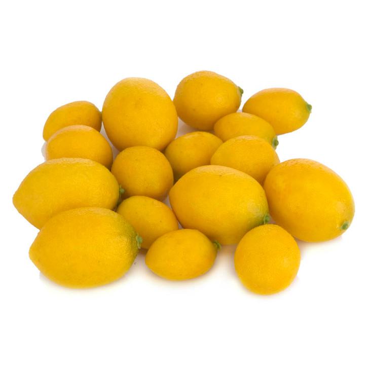 Assorted Small Lemons - 16 Pcs.