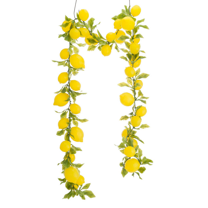 Extra Long Lemon Chain Garland