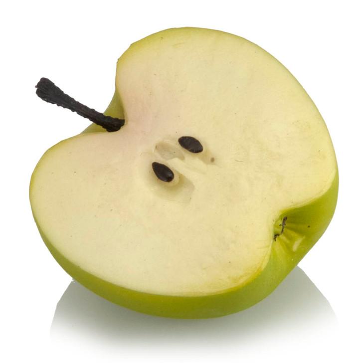Fake Green Apple Half