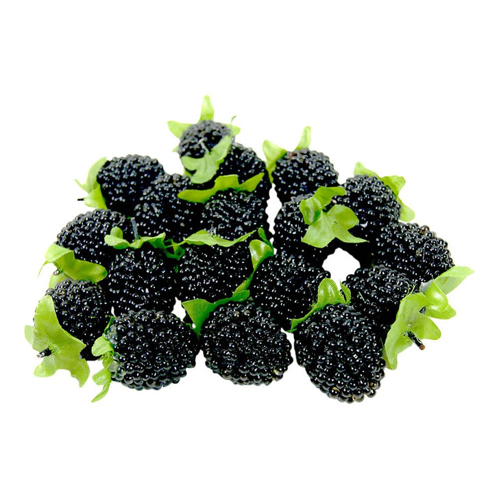 Jumbo Blackberry's (Pack of 18)