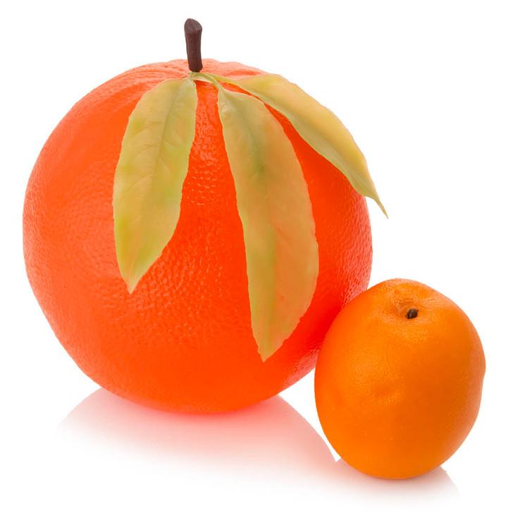 Jumbo Plastic Orange