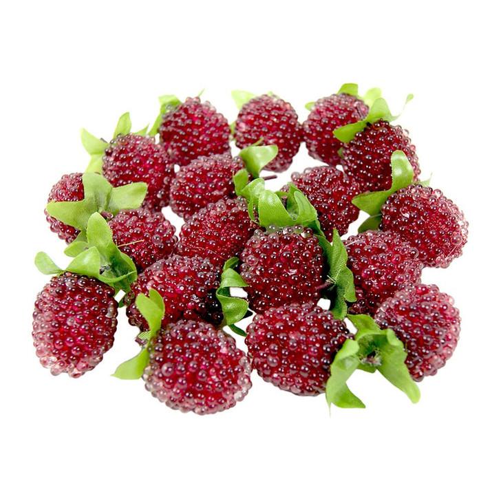 Jumbo Raspberry's (Pack of 18)