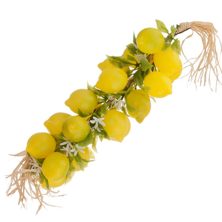 Fake Lemon Garland