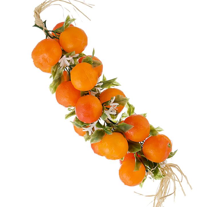 Fake Orange Garland