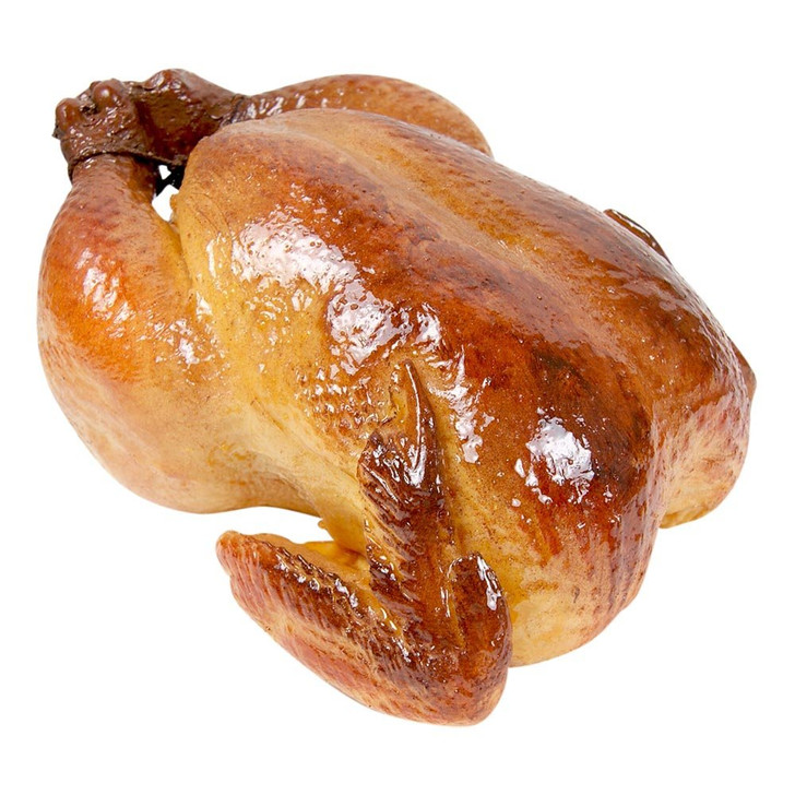 Deluxe Plump Roasted Chicken