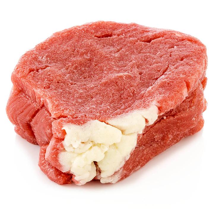 Deluxe Raw Filet Mignon Steak